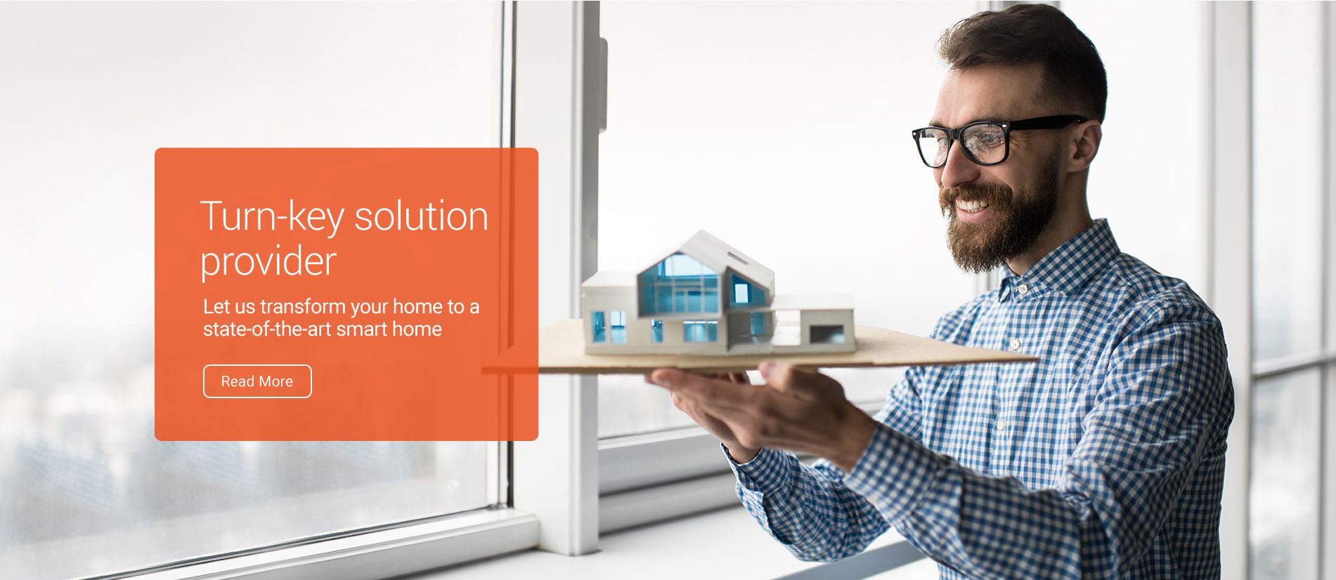 Turn-Key Smart Home Solution Provider